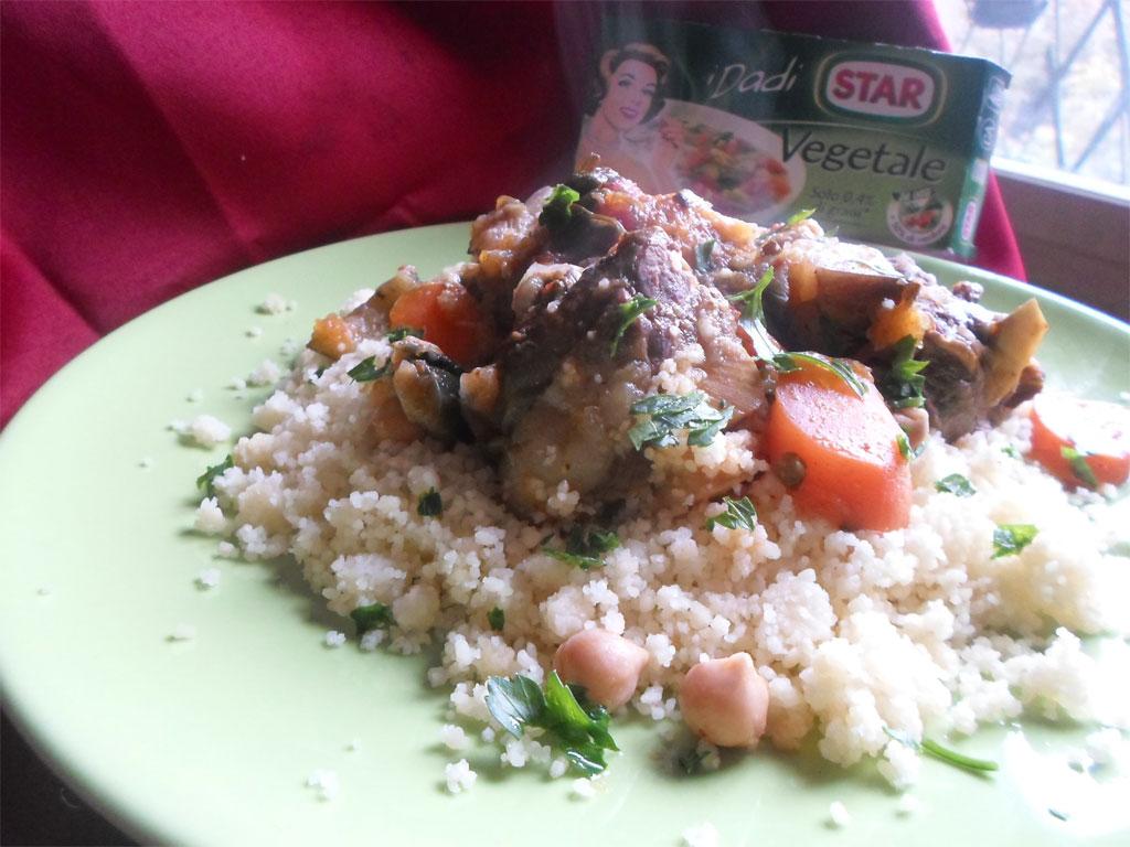 Cous cous arabo ricetta for Cucinare cous cous