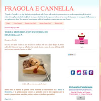 Fragola e Cannella