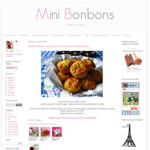 Mini bonbons' corner