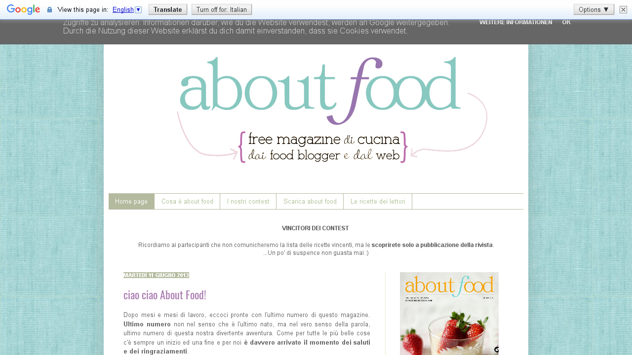 Aboutfood