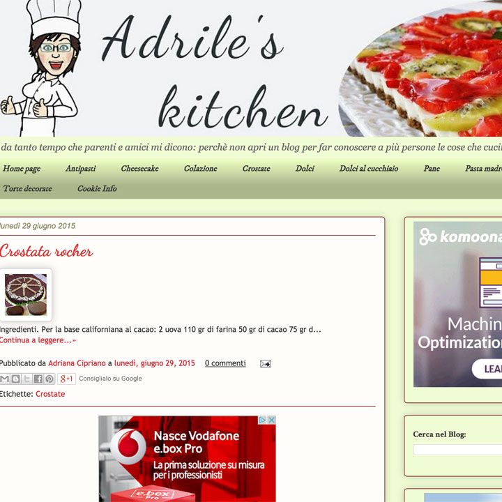 Adrile's kitchen