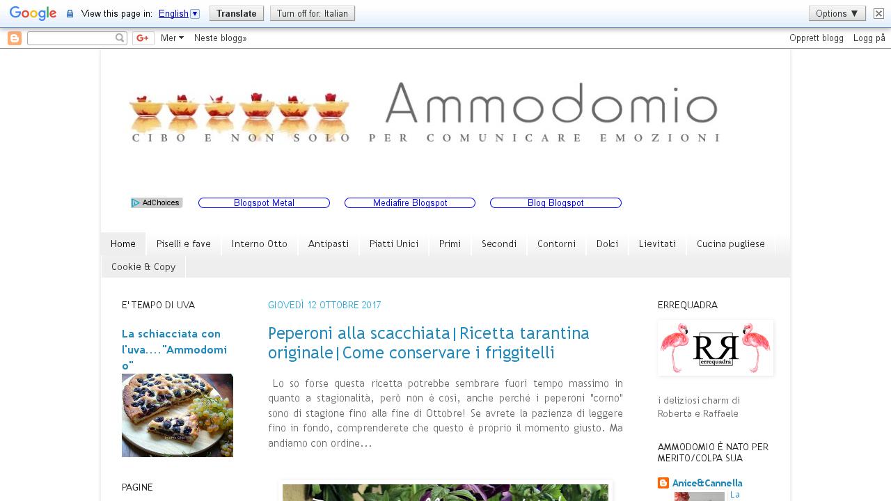 Ammodomio