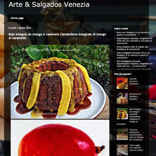 Arte & Salgados Venezia