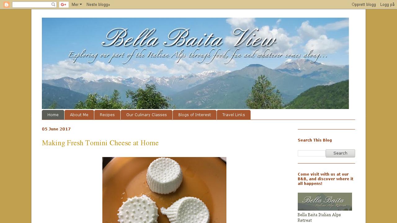 Bella Baita View