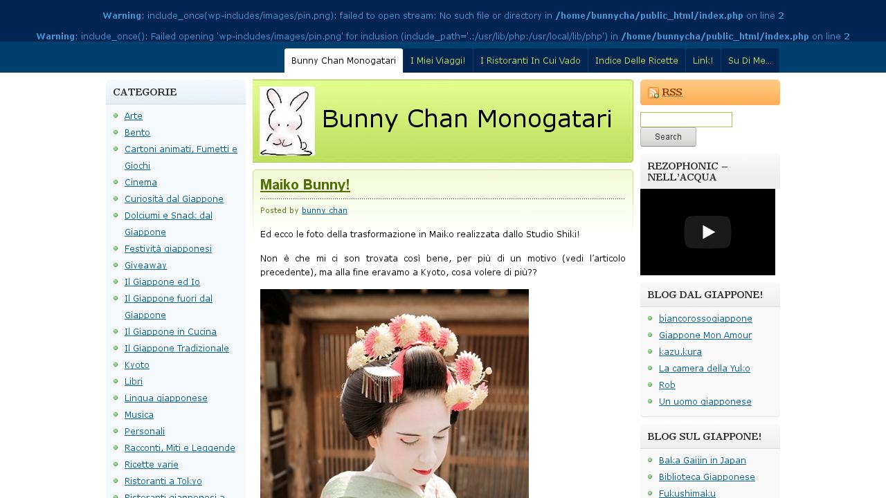 Bunny Chan Monogatari