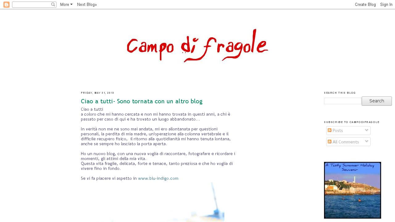 Campo di Fragole