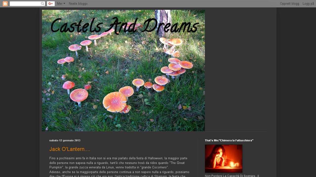 Castels And Dreams