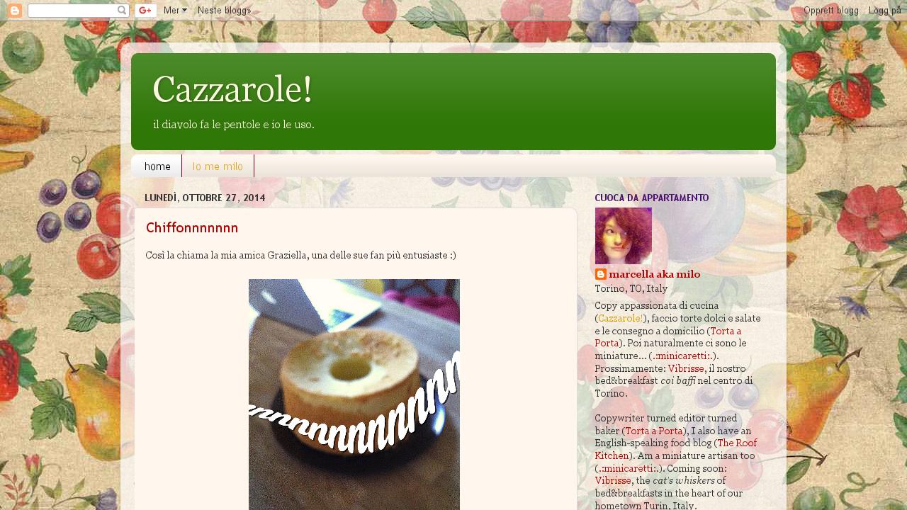 Cazzarole