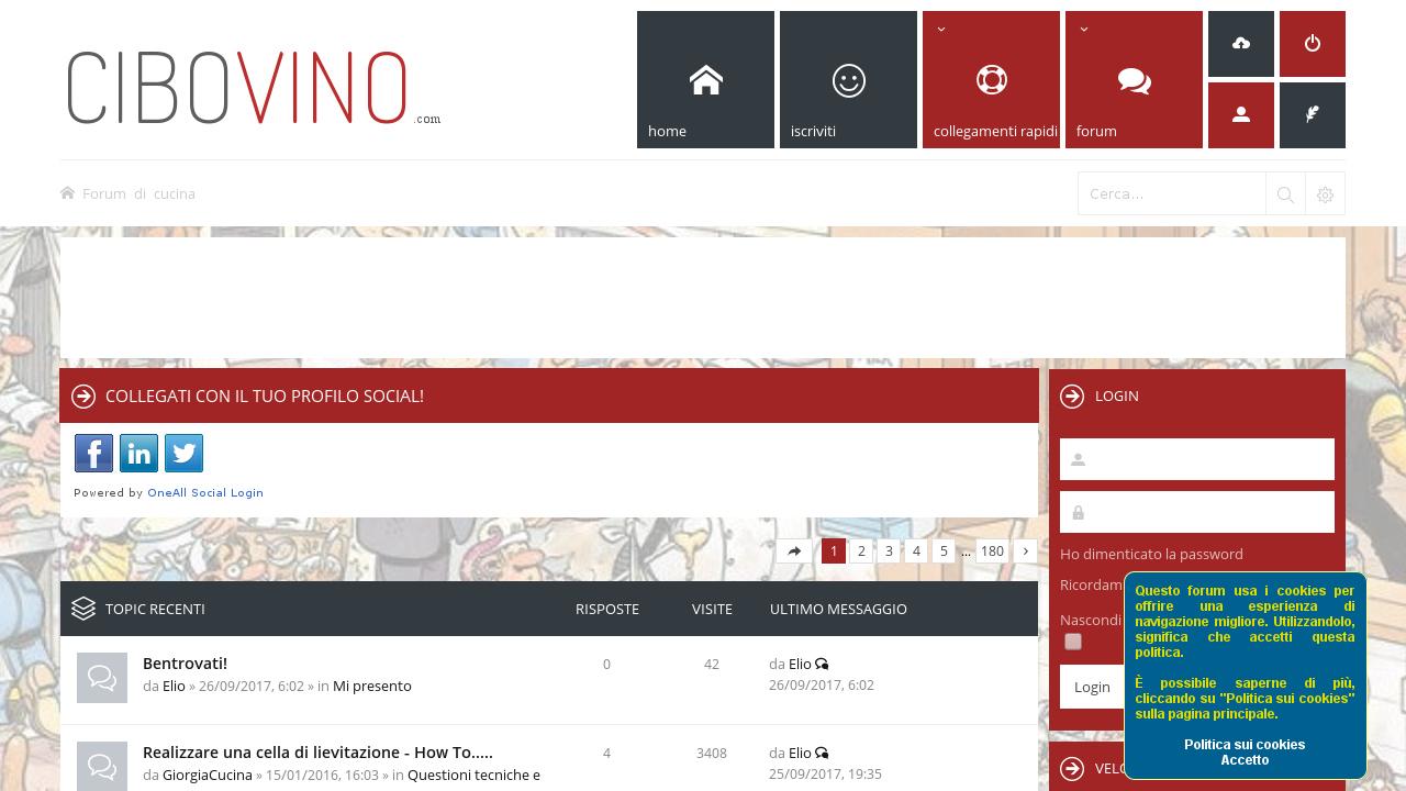 CiboVino.com