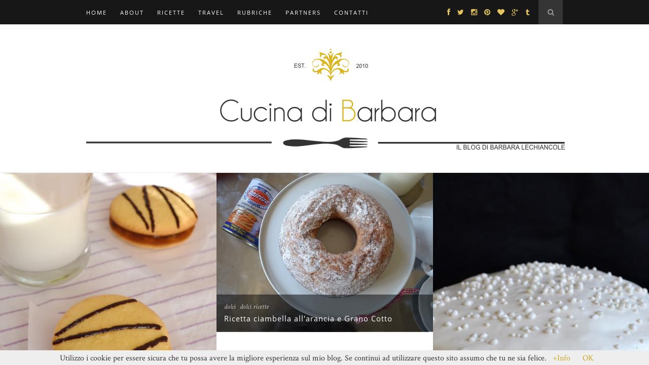 Cucina di Barbara