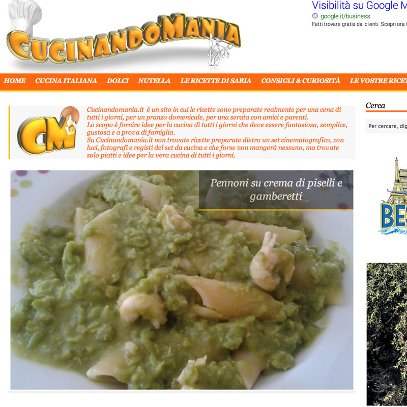 Cucinandomania