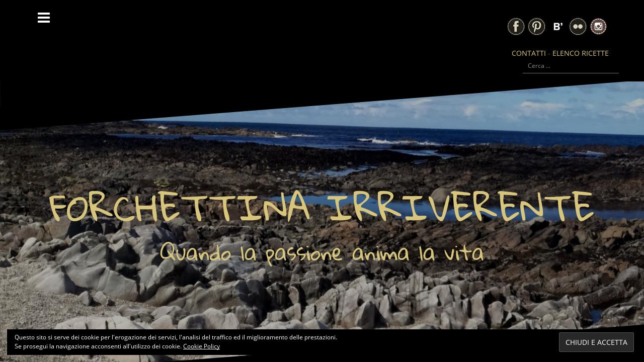 Forchettina Irriverente