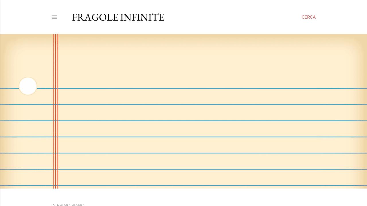 Fragole Infinite