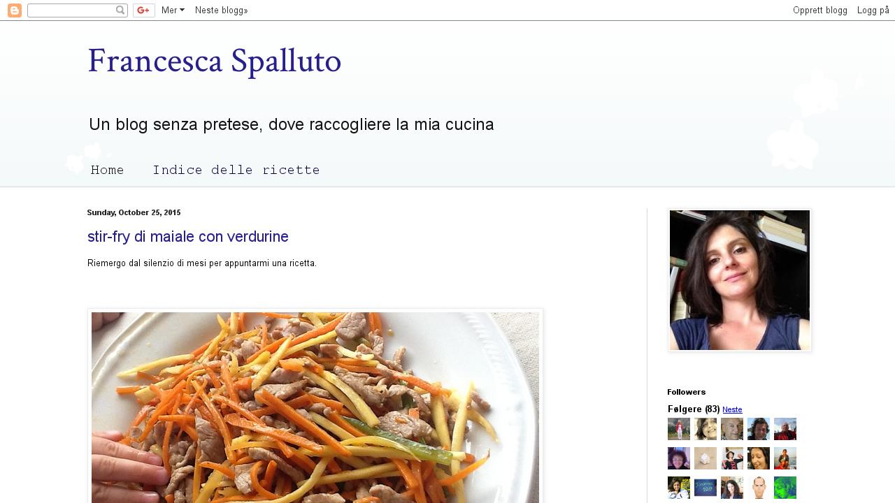 Francesca Spalluto