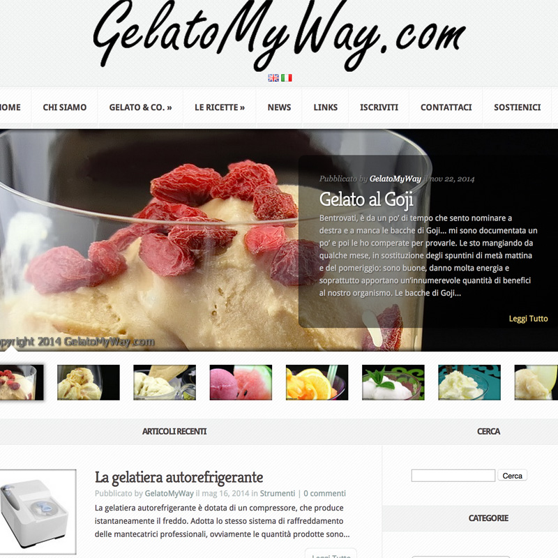 GelatoMyWay.com