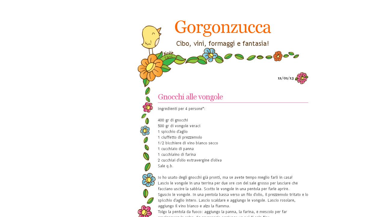 Gorgonzucca