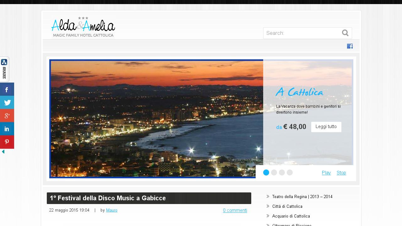 GuestBlog Hotel Alda Amelia Cattolica