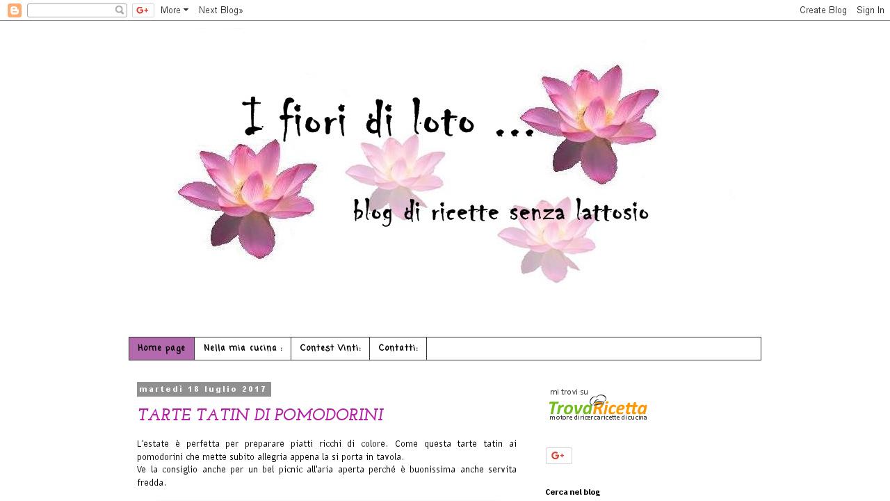 I fiori di loto
