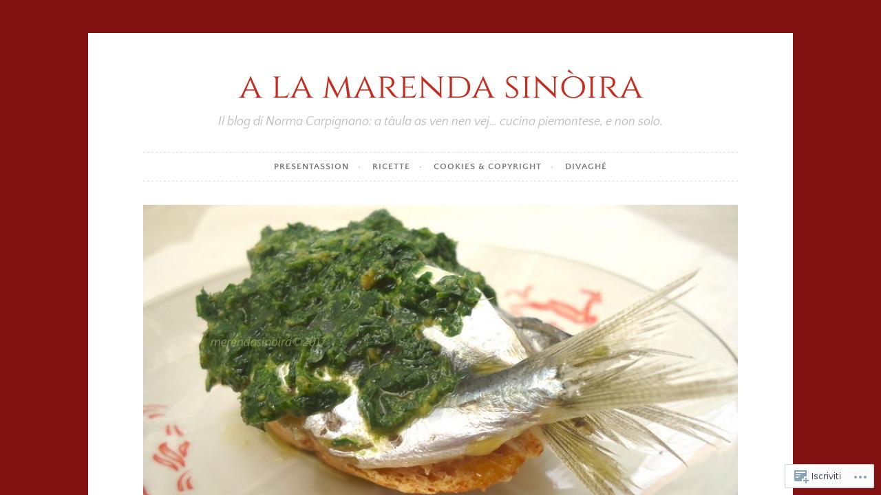 Il Blog di Norma Carpignano