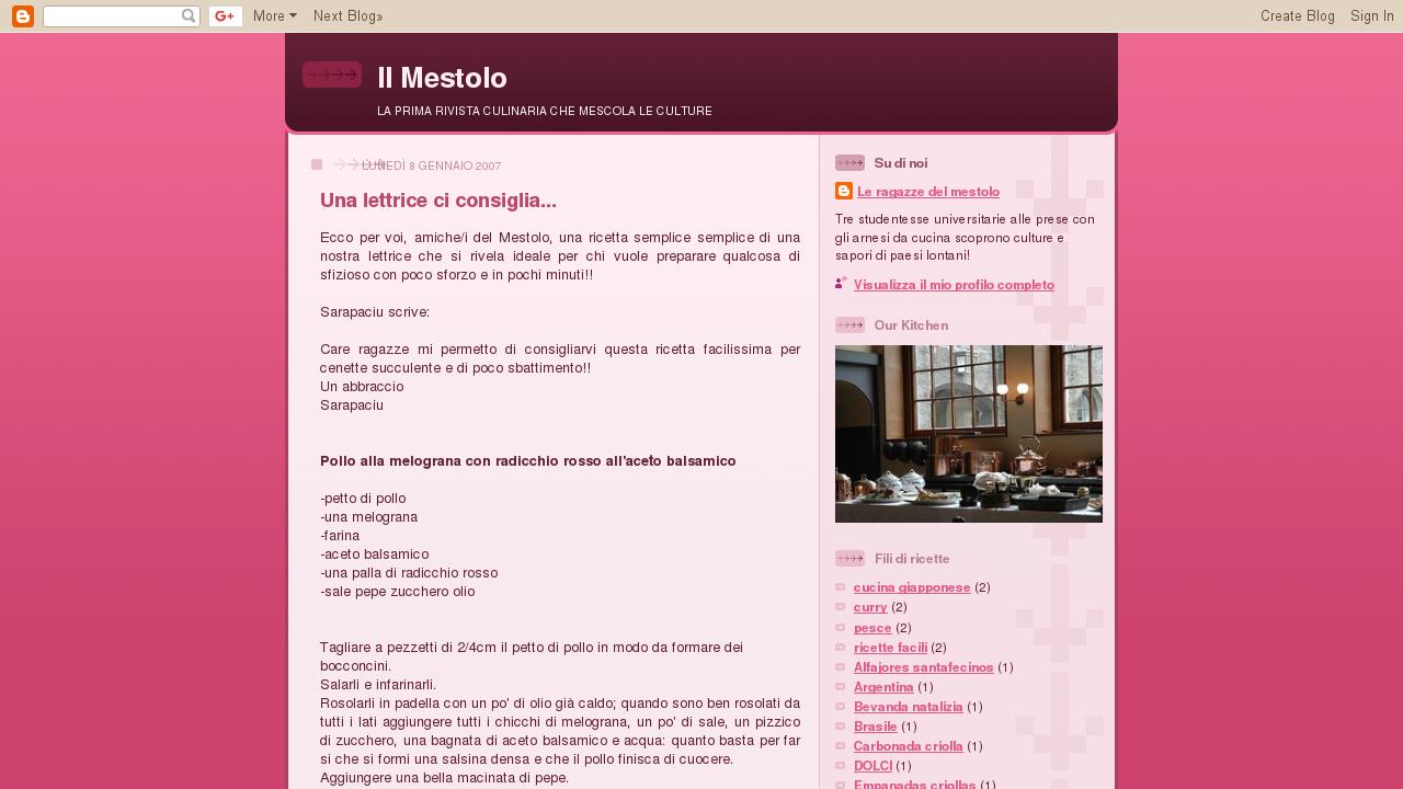 Il Mestolo