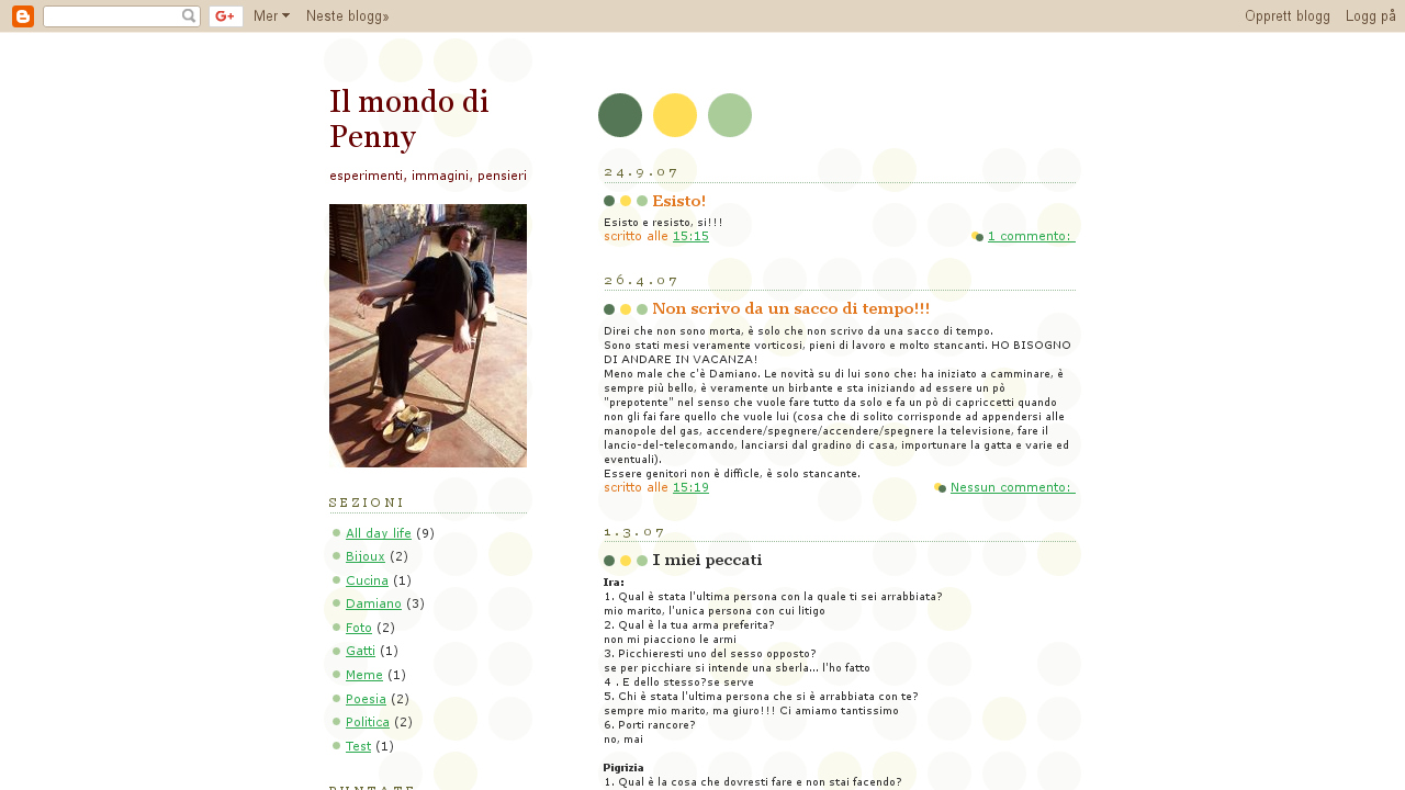Il mondo di Penny