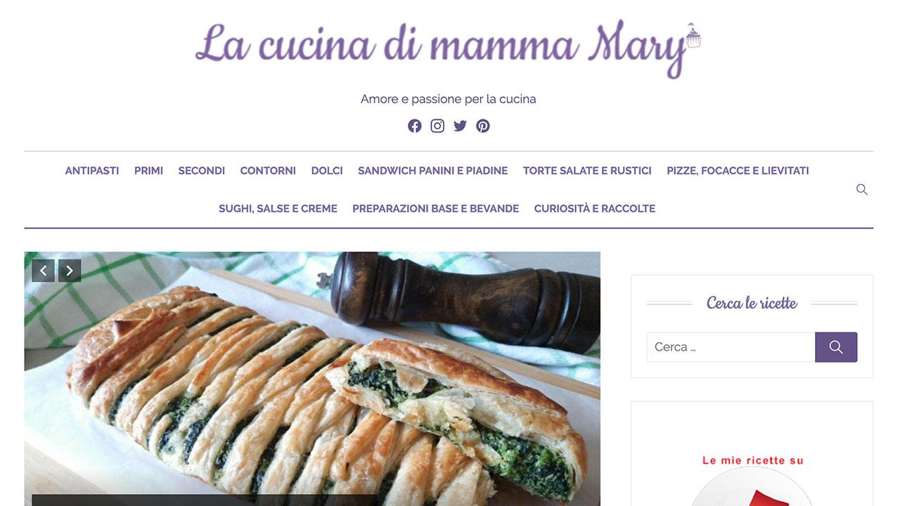 La cucina di mamma Mary