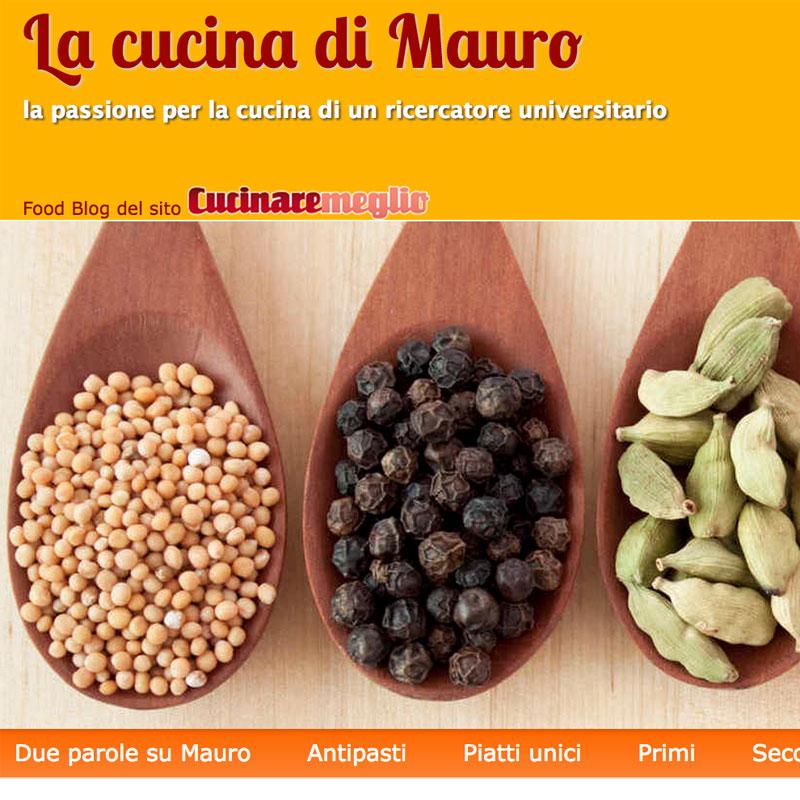 La cucina di Mauro