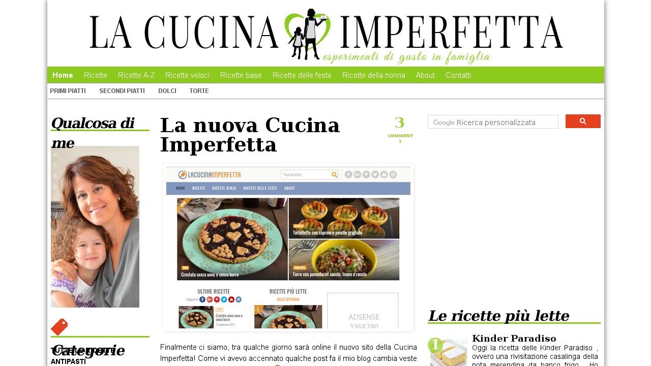 La cucina imperfetta