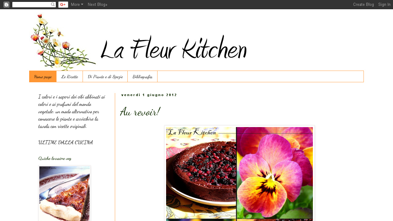 La fleur kitchen