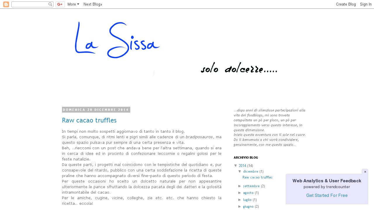 La Sissa