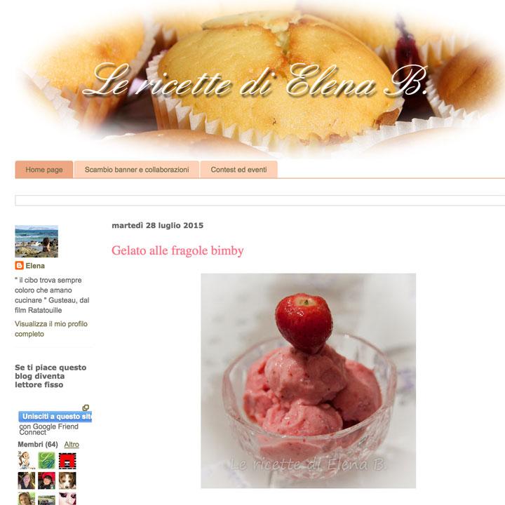Le ricette di Elena B.