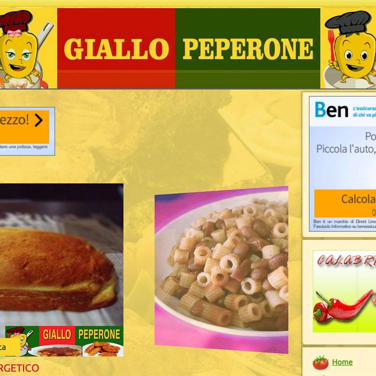 Le Ricette di Giallo Peperone