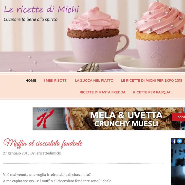 Le ricette di Michi