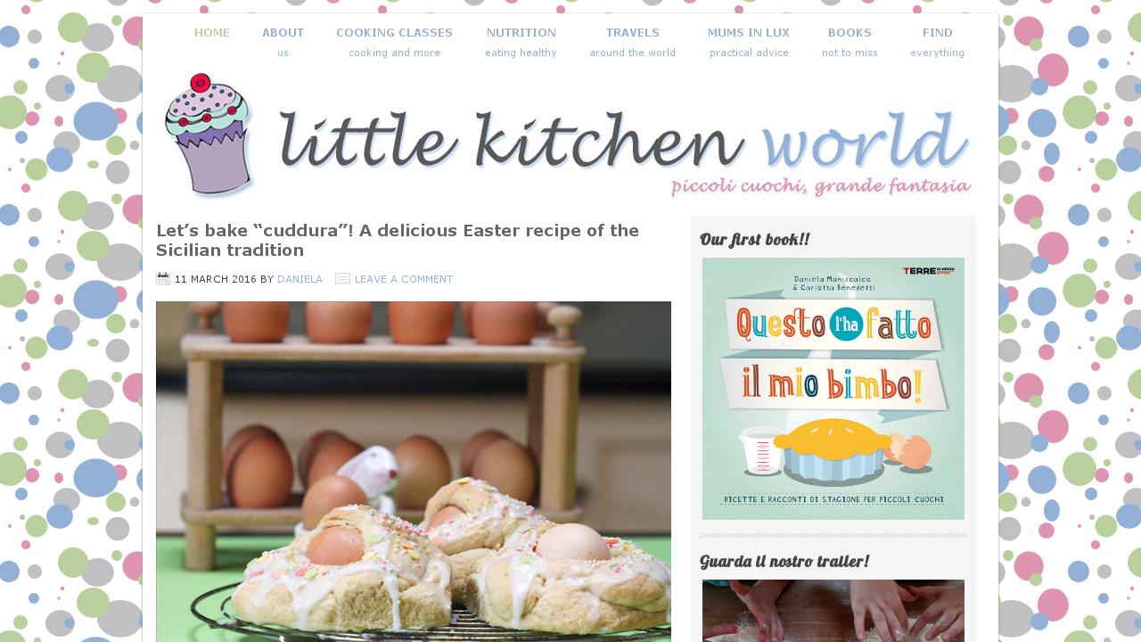 Little Kitchen World