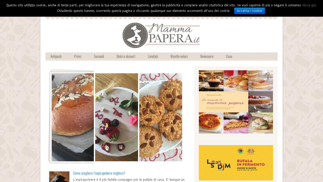 Mamma Papera's Blog