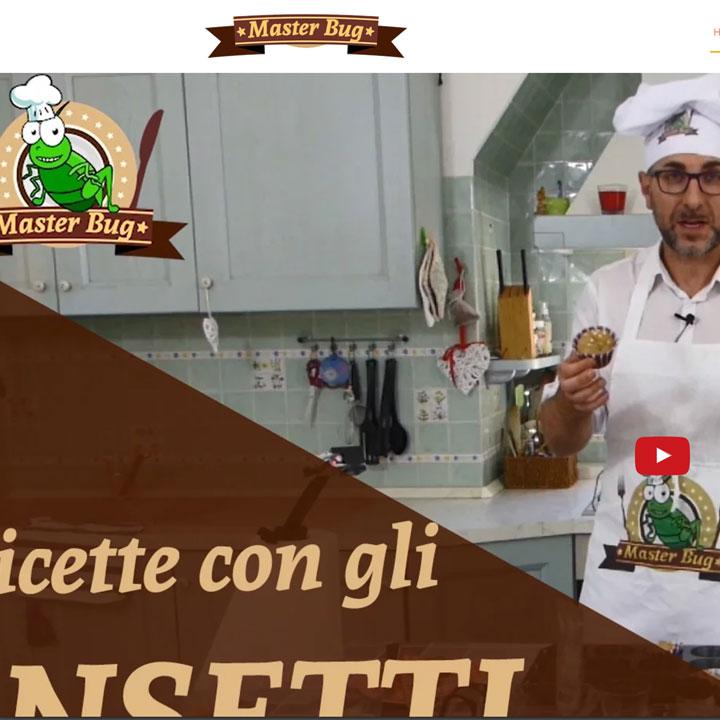 MasterBug Cucinare con gli Insetti