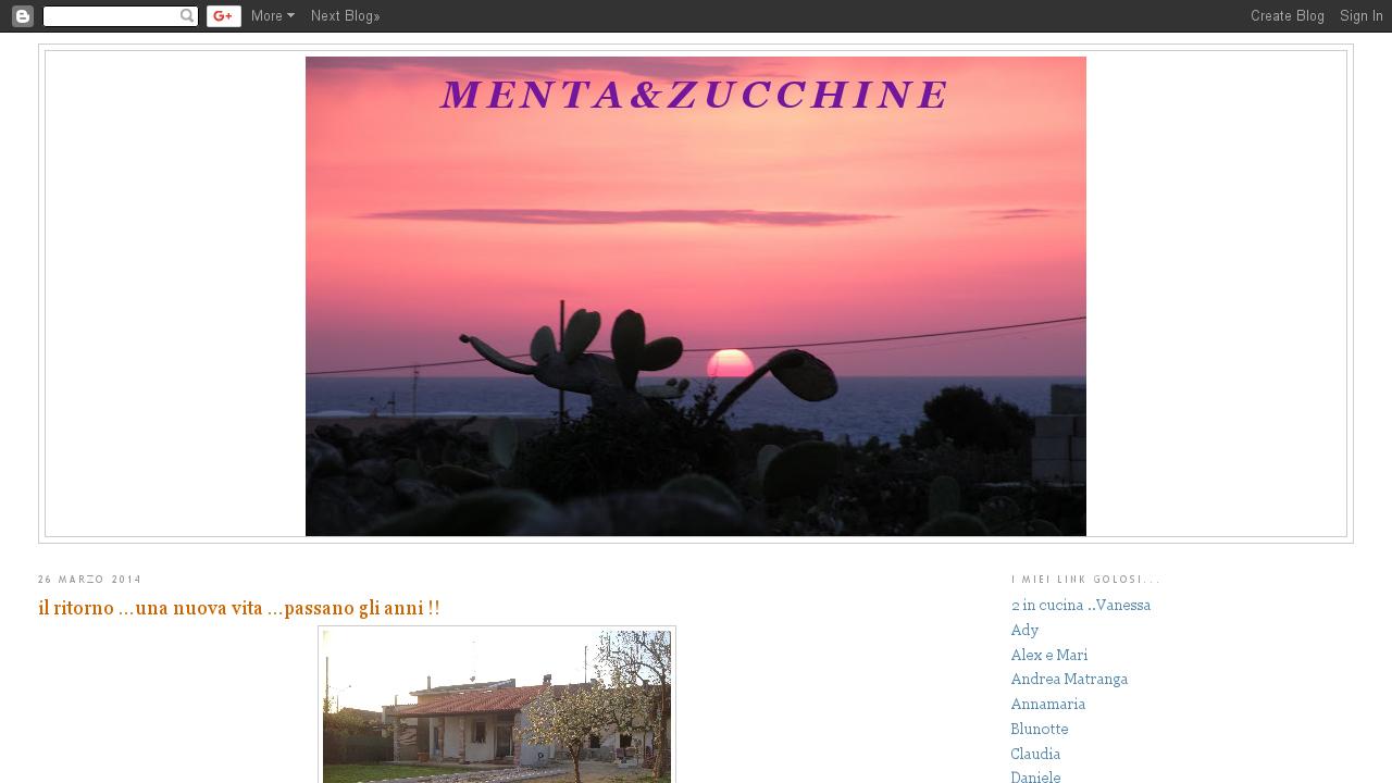 Menta&Zucchine