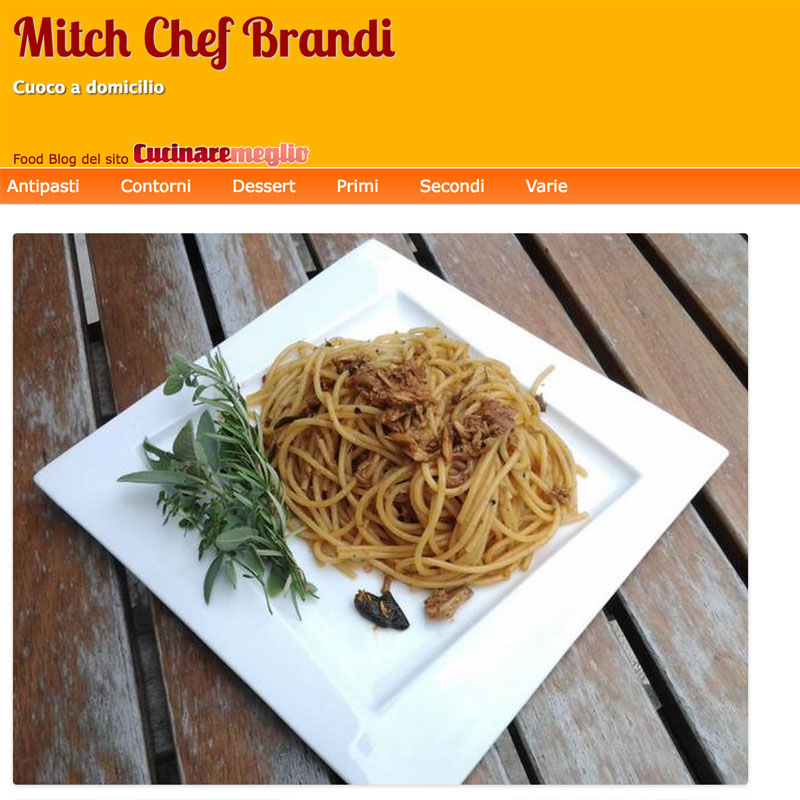 Mitch Chef Brandi