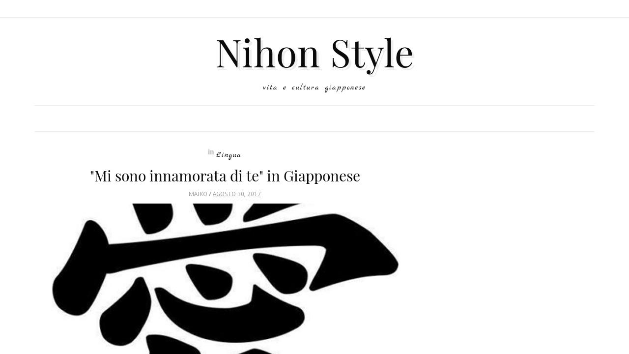 Nihon Style, vita e cultura giapponese
