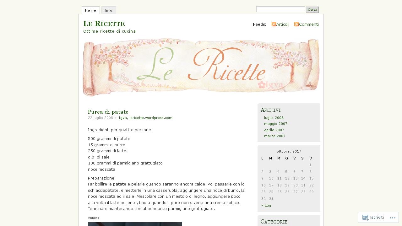 OttimeRicette.com