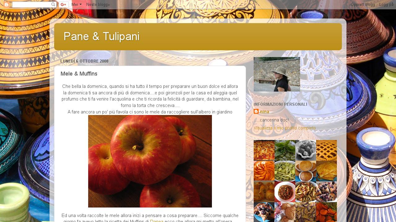 Pane e Tulipani: Mele & Muffins