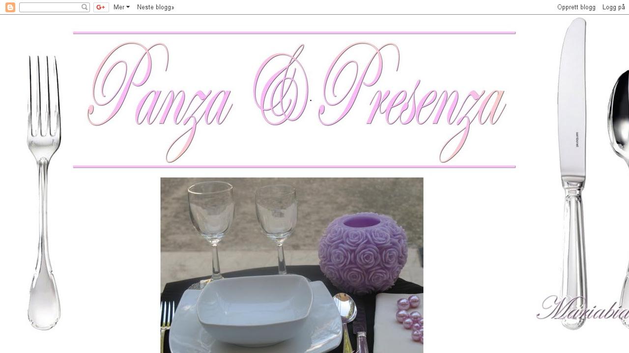 Panza & Presenza