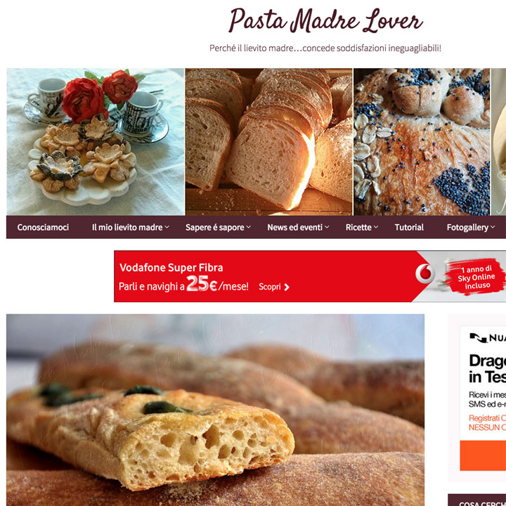Pasta Madre Lover