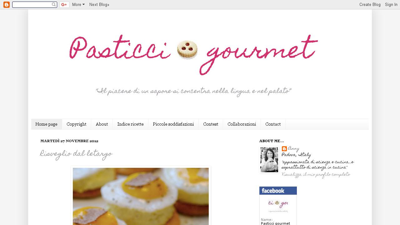 Pasticci gourmet