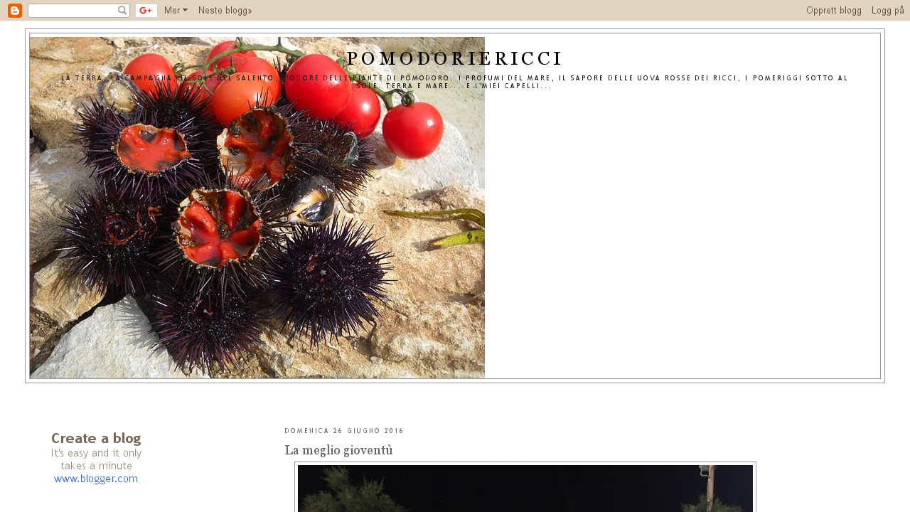 Pomodoriericci