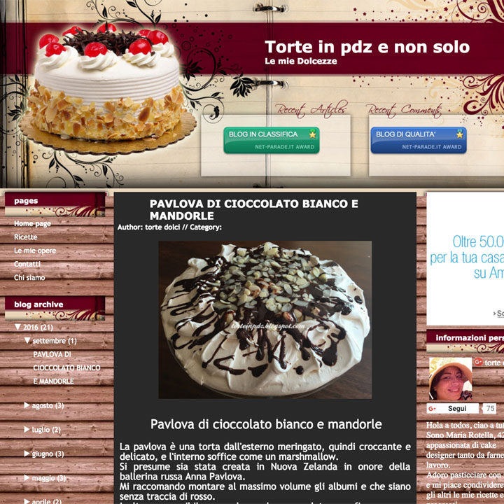Torte in pdz