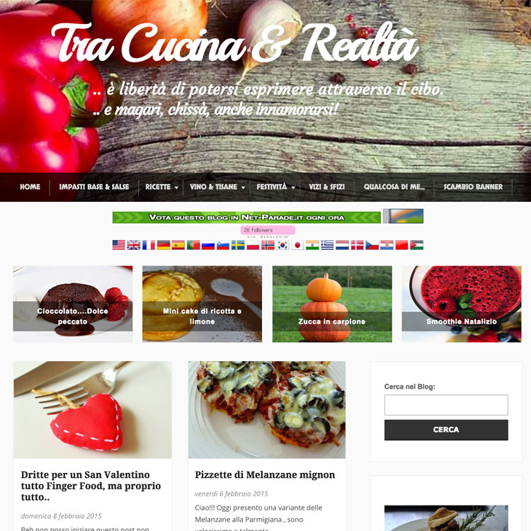 Tra Cucina & Realtà