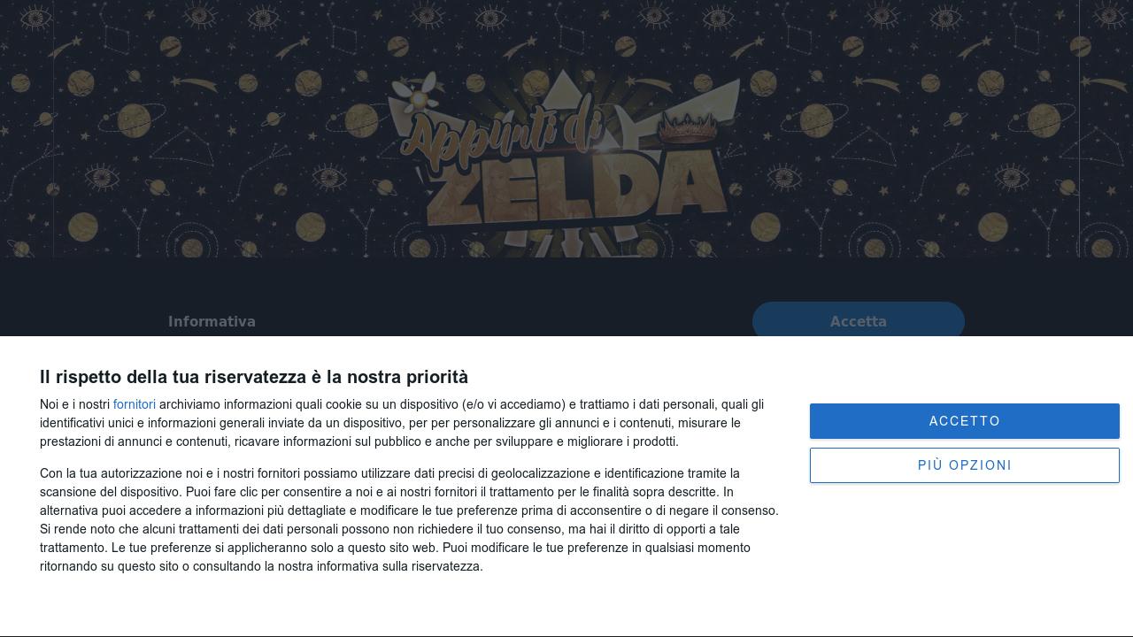 Zelda's Kitchen