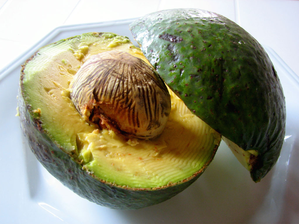 Succo d'avocado
