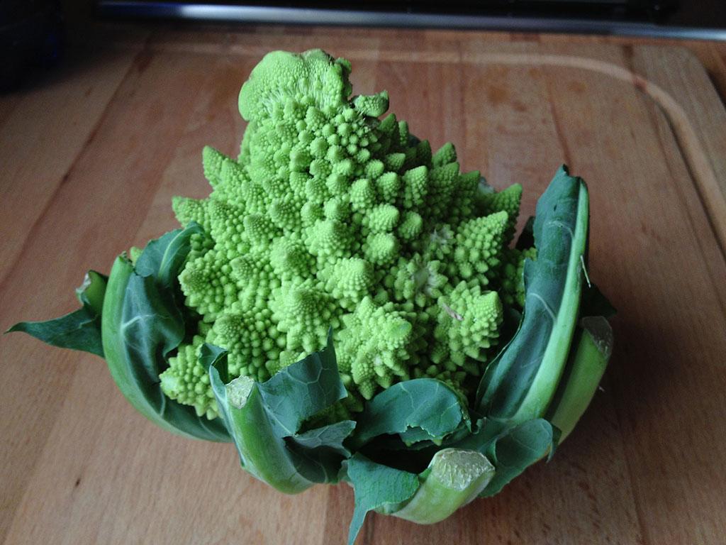 Ricette con broccolo romano for Secondi romani